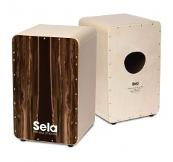 Cajón Flamenco Casela Dark Nut SE-105