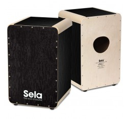 Cajón Flamenco Wave Black Pearl SE-023