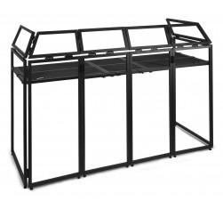Cabina DJ Pro Aluminio DB5 180.053