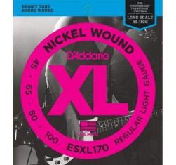 ESXL170 XL Nickel Wound 45-100 Doble...