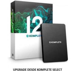 Komplete 12 UPG desde Komplete Select
