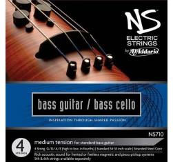 Juego Bajo/Cello NS710