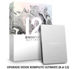 Komplete 12 Upgrade Ultimate...