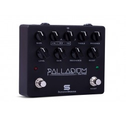 Palladium Black Gain Stage