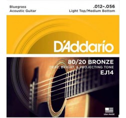 Juego Bronze 80/20 EJ14 Custom Light...