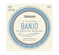 EJ69 Banjo 5 Cuerdas Light