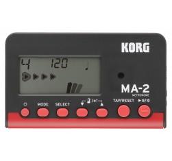 Metrónomo MA-2 BKRD Black Red