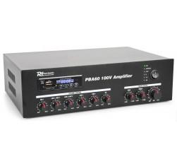 PBA60 Amplificador linea 100V 60W