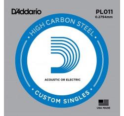 PL011 Cuerda Plana