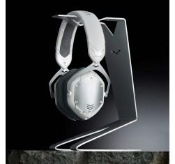Soporte Auriculares V-Man-Silver