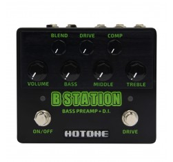 B Station Black Edition