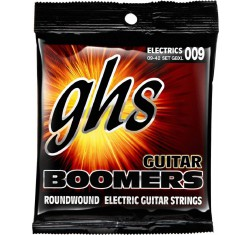Juego Boomers Extra Light 9-42 GBXL