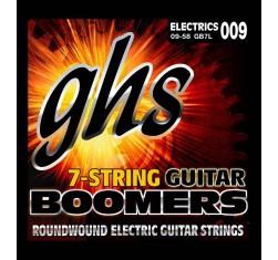 Juego Boomers 7 Cuerdas Extra Light...