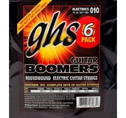 Pack 5 Juegos Boomers Light 10-46 GBL-5