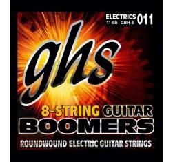 Juego Boomers 8 Cuerdas Heavy 11-85...