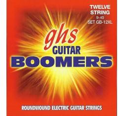 Juego Boomers 12 Cuerdas Extra Light...