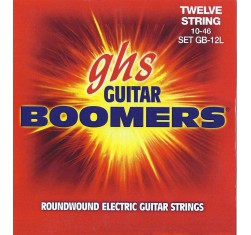 Juego Boomers 12 Cuerdas Light 10-46...
