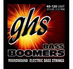 Juego Boomers 5 Cuerdas Light 40-120...