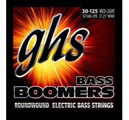 Juego Boomers 6 Cuerdas Medium Light...