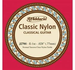 Cuerda Mi (E) Classic Nylon J2701