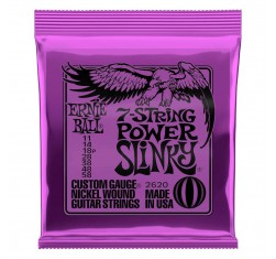 2620 7-String Power Slinky Nickel Wound
