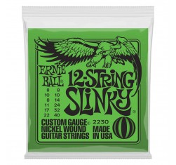 2230 12-String Slinky Nickel Wound 8-40