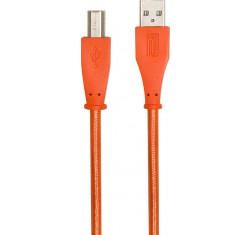 Cable USB 1,5m Serie Black RCC-5-UAUB