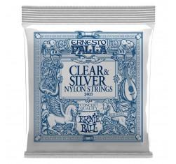 2403 Ernesto Palla Clear & Silver