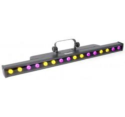 LCB48 Baño de Color 16x 3W Tri-color...