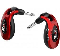 U2 Wireless Guitar System Red