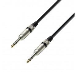 K3BVV0600 Cable jack estéreo a Jack...