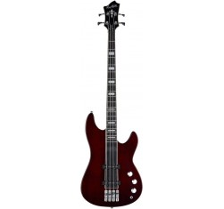 Super Swede Bass Natural Mahogany Gloss