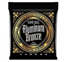 2568 Aluminum Bronze Light 11-52