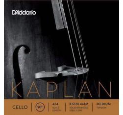 Juego Cello 4/4 Kaplan Solutions...