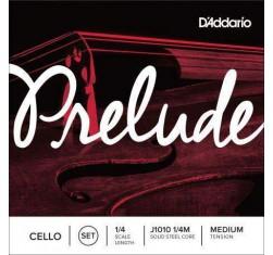 Juego Cello Prelude J1010 1/4 Medium