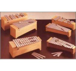 Metalófono Soprano DO/FA 49230