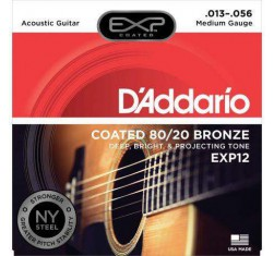 Juego EXP12 EXP Bronze 80/20 Medium...