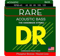 Rare RPB5-45 5 Cuerdas