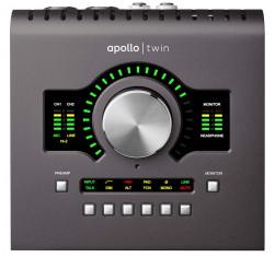 Apollo Twin MKII Quad