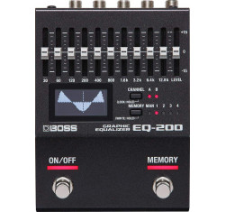 EQ-200 Graphic Equalizer