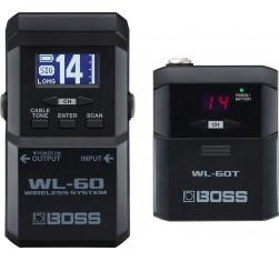 WL-60 Guitar Wireless System