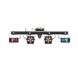 Set Proyectores Multi FX Bar