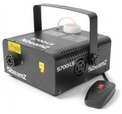 Máquina de Humo S700-LS + Laser R/G
