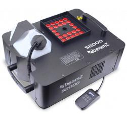 Máquina de Humo S2000 + 24x 3W LED