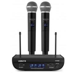 WM82 Micro UHF digital Doble.