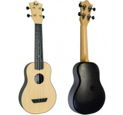 Ukelele Travel Natural TUS-35NA