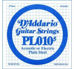 PL0105 Cuerda Plana