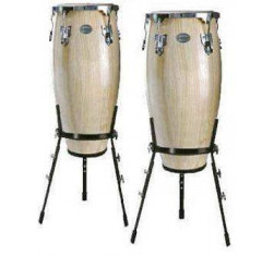 "Congas 11 3/4"" + 12 1/2"" Natural JBSH3N"
