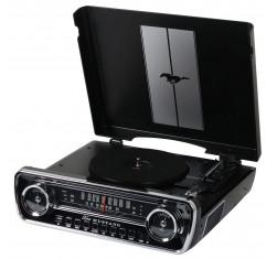 Mustang LP Negro