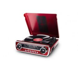 Mustang LP Rojo